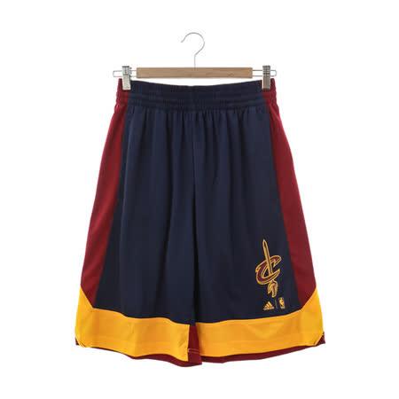 Adidas(男)短褲 紅藍黃AX7616