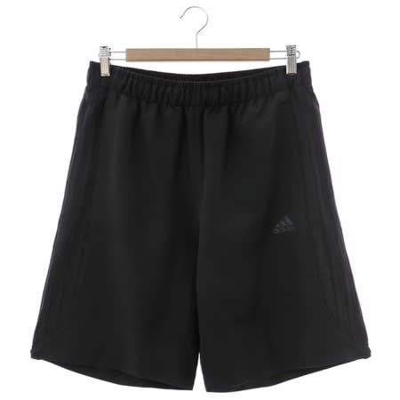 Adidas(男)運動短褲 黑AA1629