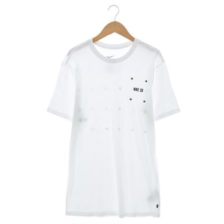 Nike(男)短袖上衣 白806076100