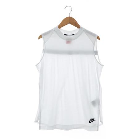 Nike(女)背心 白804040100