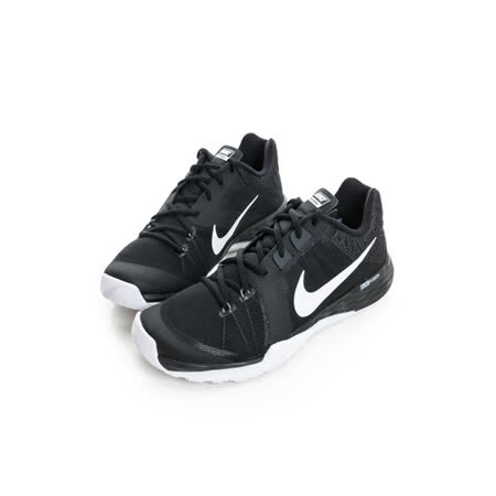 NIKE (男) 慢跑鞋  黑白832219001