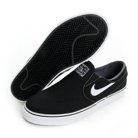NIKE (男女) 經典復古鞋 黑白831749010