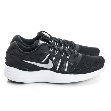 NIKE (女) 慢跑鞋 黑白844736001