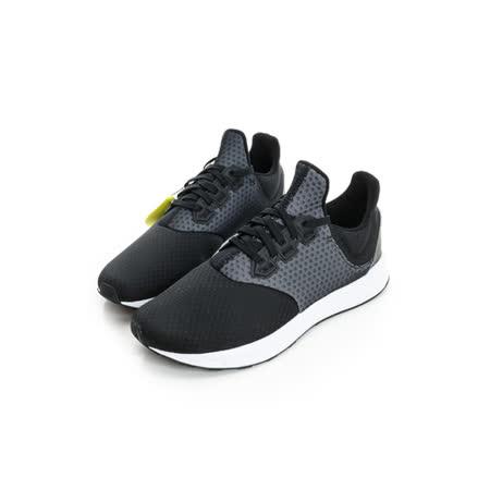 adidas (男) 慢跑鞋  黑AQ2227