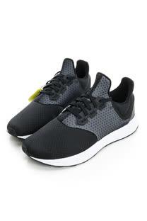 Adidas 男鞋  慢跑鞋  黑AQ2227