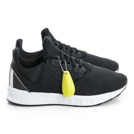 adidas (女) 慢跑鞋  黑AQ2236