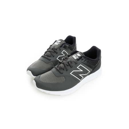 New Balance (男) 經典復古鞋 灰綠MFL574WB