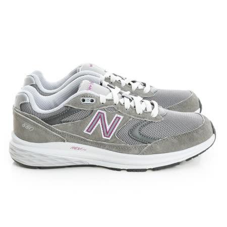 New Balance 女鞋 健走鞋 銀灰WW880AG3