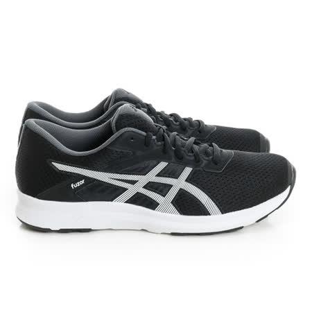 ASICS (男) 慢跑鞋 黑白T6H4N9001