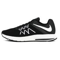 nike 女 WMNS NIKE ZOOM WINFLO 3  慢跑鞋 黑 - 831562001