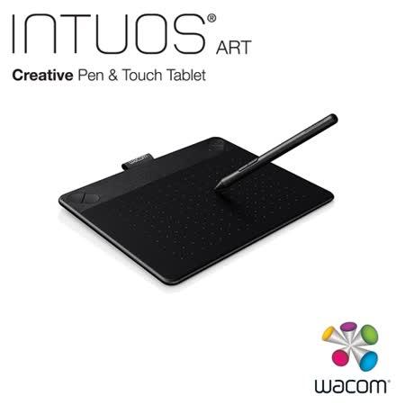 Wacom Intuos Art 藝術創意觸控繪圖板-經典黑(中)CTH-690