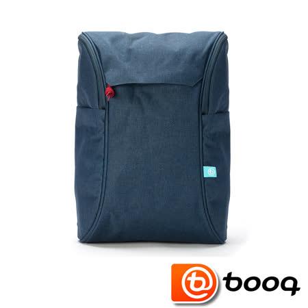 Booq Daypack 經典復古後背包 - 海水藍