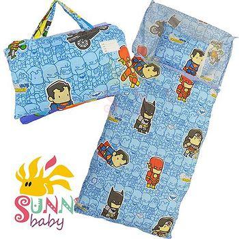 Sunnybaby 幼教兒童睡袋睡袋-正義聯盟 0