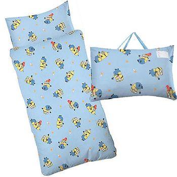 Sunnybaby 幼教兒童睡袋-小小兵 (藍)