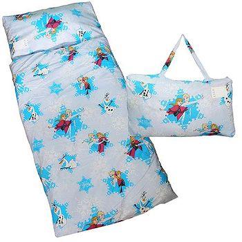 1Sunnybaby 幼教兒童睡袋-冰雪奇緣 (藍)