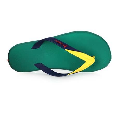 (男) Rider 運動拖鞋 -人字拖鞋 夾腳拖 海邊 海灘 沙灘 游泳 綠黃藍