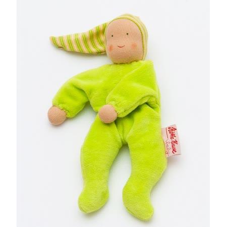 德國Kathe Kruse-玩偶玩具-綠色