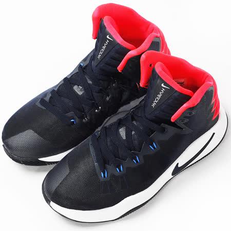 nike 女 NIKE HYPERDUNK 2016 BG  籃球鞋 黑/白 - 845120400