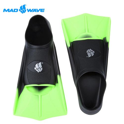 愛 買 客服 電話俄羅斯MADWAVE 短葉片訓練用蛙鞋 FINS TRAINING