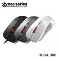 賽睿 SteelSeries RIVAL 300 競爭者 電競 光學滑鼠
