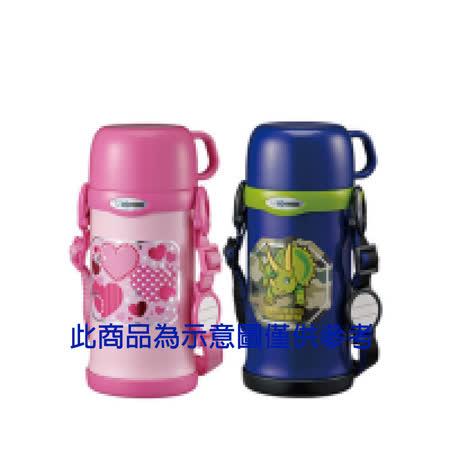 『ZOJIRUSHI 』☆ 象印 童用不銹鋼保溫瓶 SC-MC60
