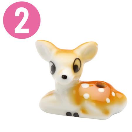 【日本神戶薰壽堂】小鹿斑比香立 (x2個)
