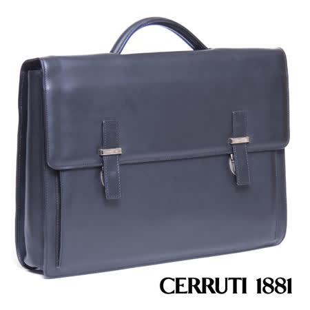 CERRUTI 1880 義大利進口 手提公事包 020F-D7401