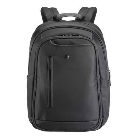 【SUMDEX】NON-157BK黑色 16吋+10吋iPad 平板雙科技電腦背包