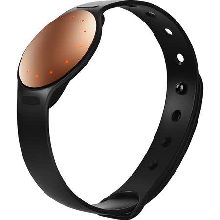 MISFIT SHINE2 科技智能行動裝置腕錶-玫瑰金x黑/32mm S339SH2RZ
