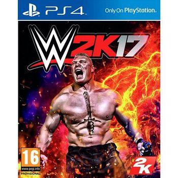 SONY PS4 WWE 2K17 英文版