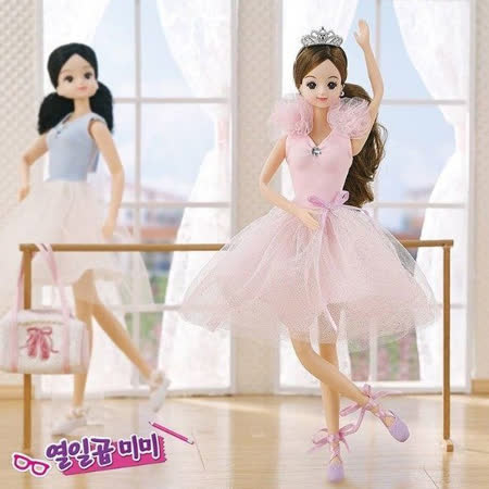 【MIMI WORLD】MIMI 花漾17-芭蕾舞時刻 MI16559