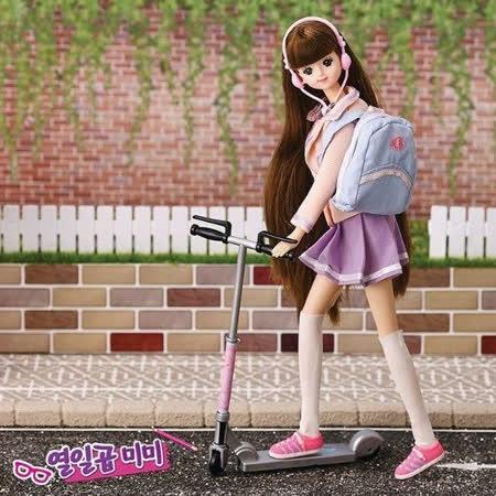 【MIMI WORLD】MIMI 花漾17-上學途中 MI16561