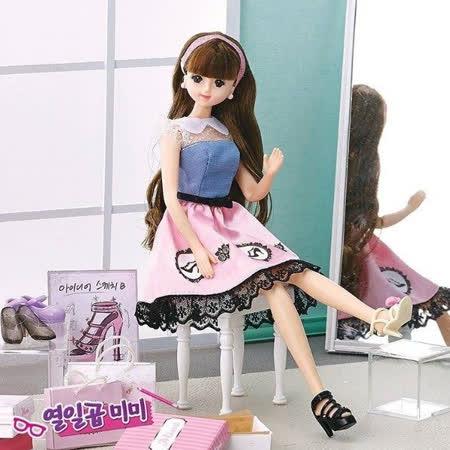 【MIMI WORLD】MIMI 花漾17-美麗鞋店 MI16562