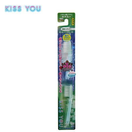 【日本KISS YOU】負離子牙刷補充包-極細型 H31
