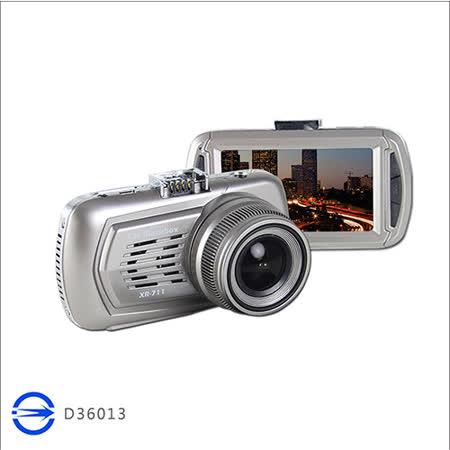征服者-雷達眼 XR-711 WIFI 定點測速+高畫質行車紀錄器(含8GC10記憶卡)贈免費基本安裝