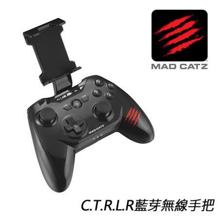 MadCatz 美加獅 C.T.R.L.R Android系統專用 藍芽無線遊戲手把 搖桿