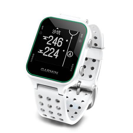 Garmin Approach S20 高爾夫球休閒腕錶