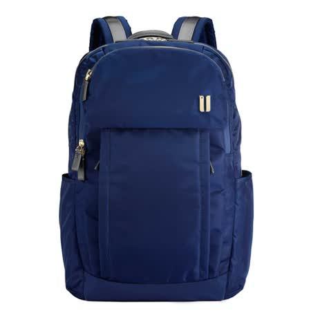 【SUMDEX】NON-754 時尚背包14.1~15(深藍IB)