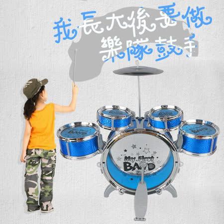 【百貨通】卡通套裝爵士鼓附椅-任選1入