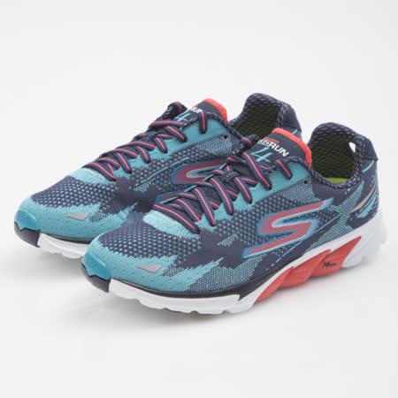 SKECHERS (女) 跑步系列 GORun4 2016 - 13996NVAQ
