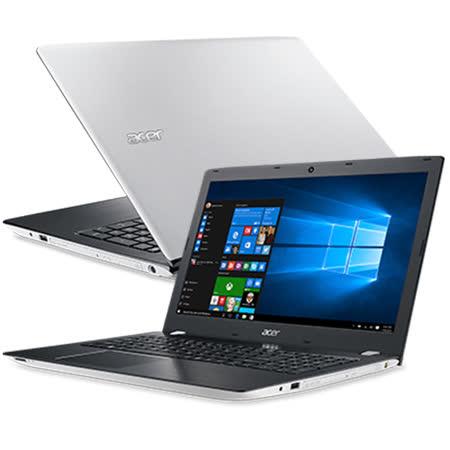 【ACER宏碁】E5-575G-54MP 15.6吋FHD i5-6200U 1TB+128G硬碟 NV940MX 2G獨顯 Win10  i5六代超值筆電 (白) --加贈4G記憶體