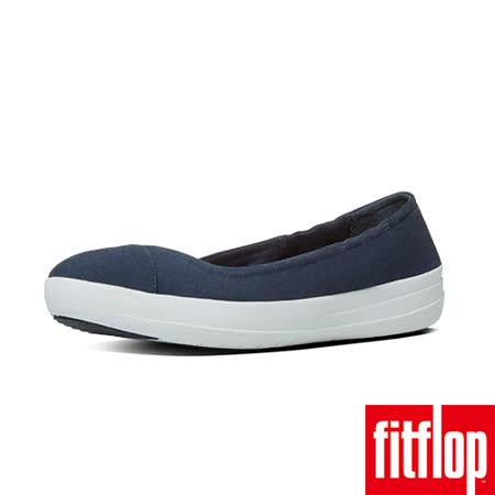 FitFlop™-(女款)F-SPORTY™ BALLERINA-海軍藍