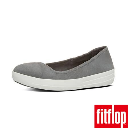 FitFlop™-(女款)F-SPORTY™ BALLERINA-炭灰