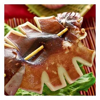 【崁仔頂魚市】阿根廷特大魷魚2件組(3隻/包)