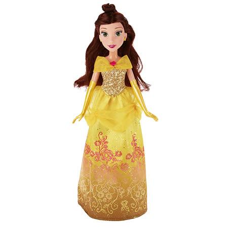 《Disney 迪士尼》公主經典角色組-貝兒