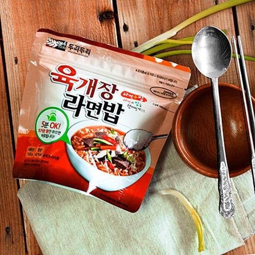 【DOORI DOORI】泡飯+泡麵~韓國大醬湯口味