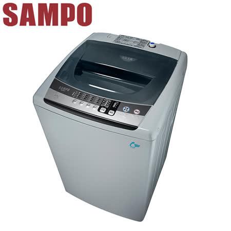 [促銷]SAMPO聲寶 6.5公斤全自動洗衣機ES-E07F(G)送安裝