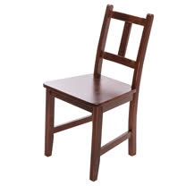 [自然行]-Avigons南法原木椅(焦糖色)原木椅墊