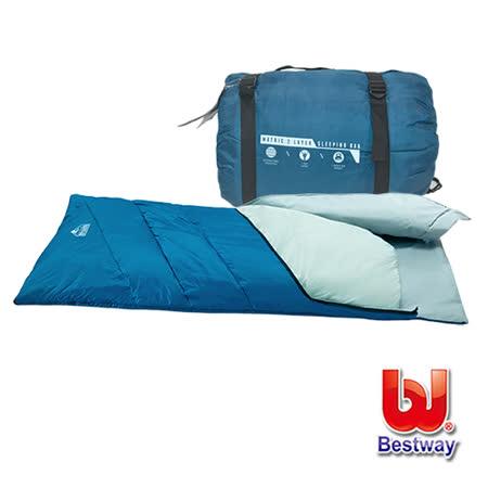 購犀利-Bestway   雙層露營睡袋