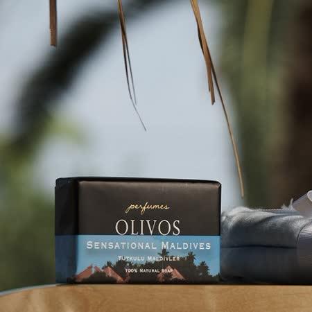 【Olivos 奧莉芙的橄欖】馬爾地夫海洋橄欖皂250g